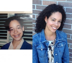 """Dr. Lieu's wife, Oriana, shares her """"before"""" and """"after"""" smile goals!"""