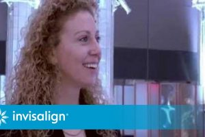Allie's Wedding Makeover With Invisalign® Clear Aligners