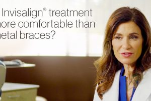 Orthodontist Testimonial | Is Invisalign Treatment Comfortable?