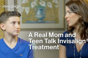 Mom Talks Invisalign Treatment Benefits For Athletic Teens