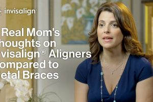 Mom Talks Invisalign Treatment Vs. Traditional Braces