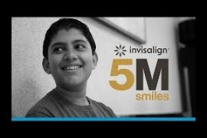 Hadi, The 5 Millionth Person To Choose Invisalign® Treatment