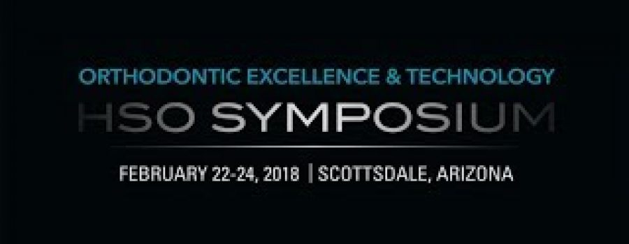 HSO Orthodontic Excellence & Technology Symposium Promo 2018