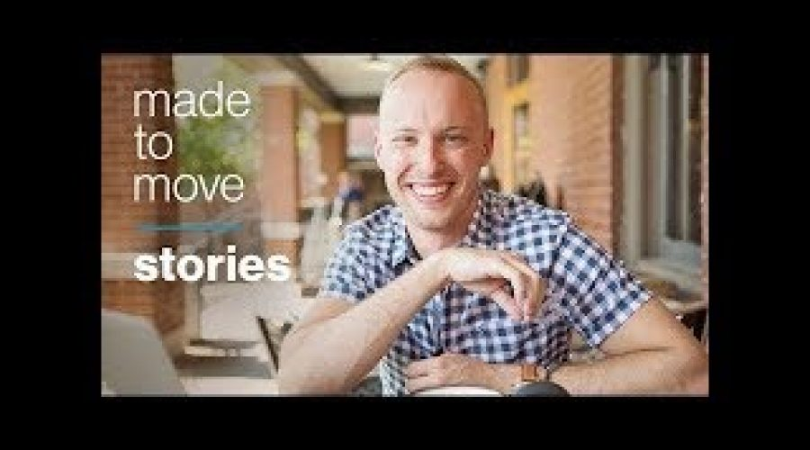 Made To Move Stories #6: James