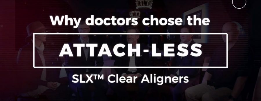 HSO Talks  ATTACH-LESS SLX CLEAR ALIGNERS | Henry Schein Orthodontics