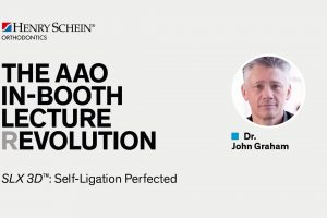 Dr. John Graham – SLX 3D™: Self-Ligation Perfected