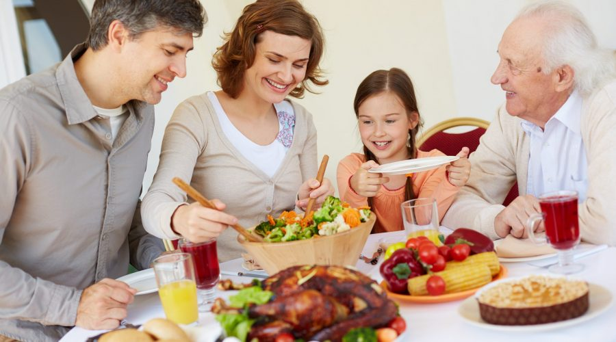 Gobble Gobble! What will you talk about around the table this Thanksgiving?