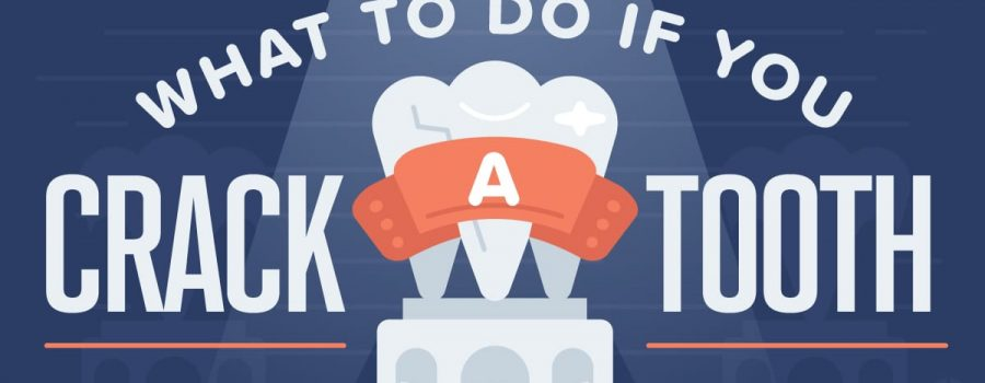 What to Do When You Crack a Tooth
