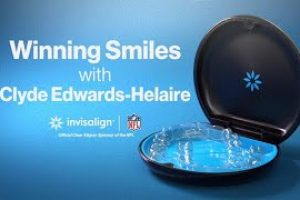 Invisalign® Winning Smiles with Clyde Edwards Helaire Moment | Invisalign