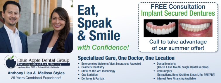 Dental Implants Rohnert Park CA